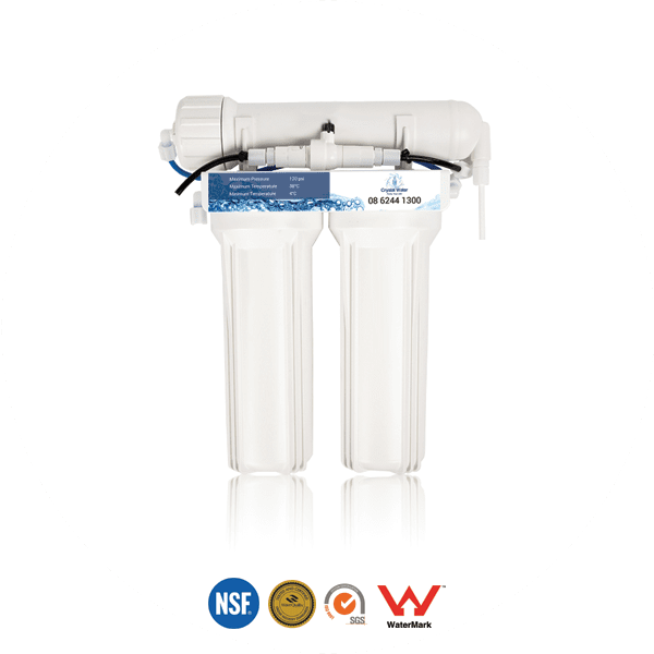 3-Stage Reverse Osmosis System