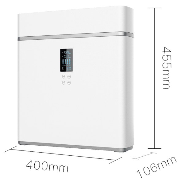Tankless Reverse Osmosis Dimensions