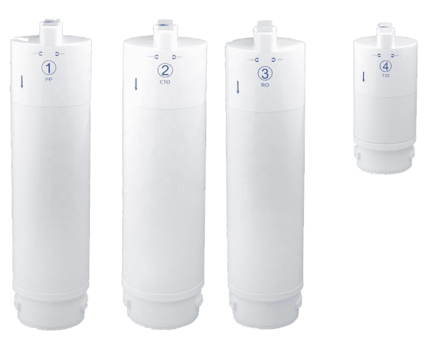 Tankless Reverse Osmosis Filters