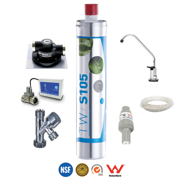 Everclear S105 Filtration System