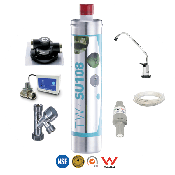 Everclear SU108 Filtration System