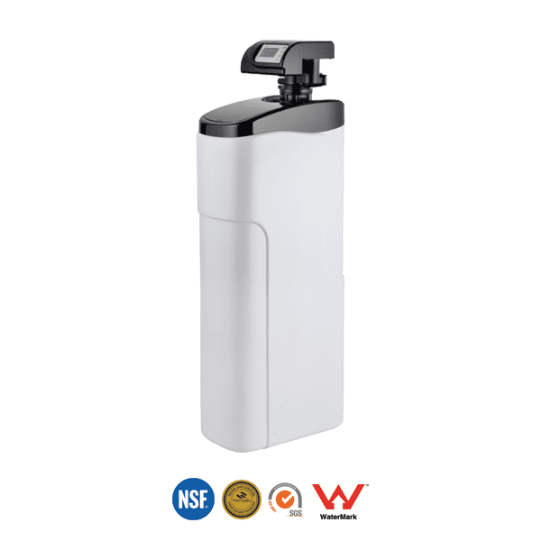 Cabinet Style Whole House Water Softener