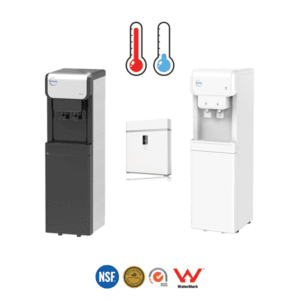 Complete Purification Floor Standing Option | Hot & Cold