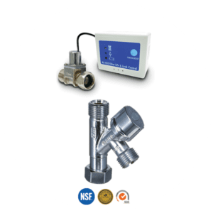 Water Filter Monitor & Leak Detector with Water DIverter